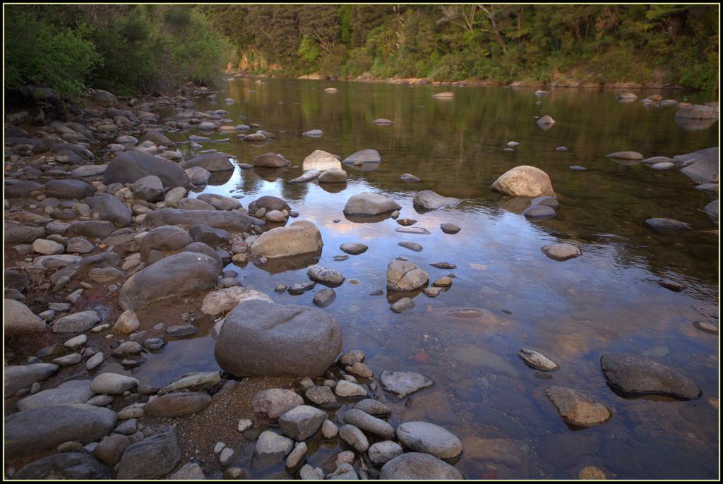Kauaeranga River by dide
