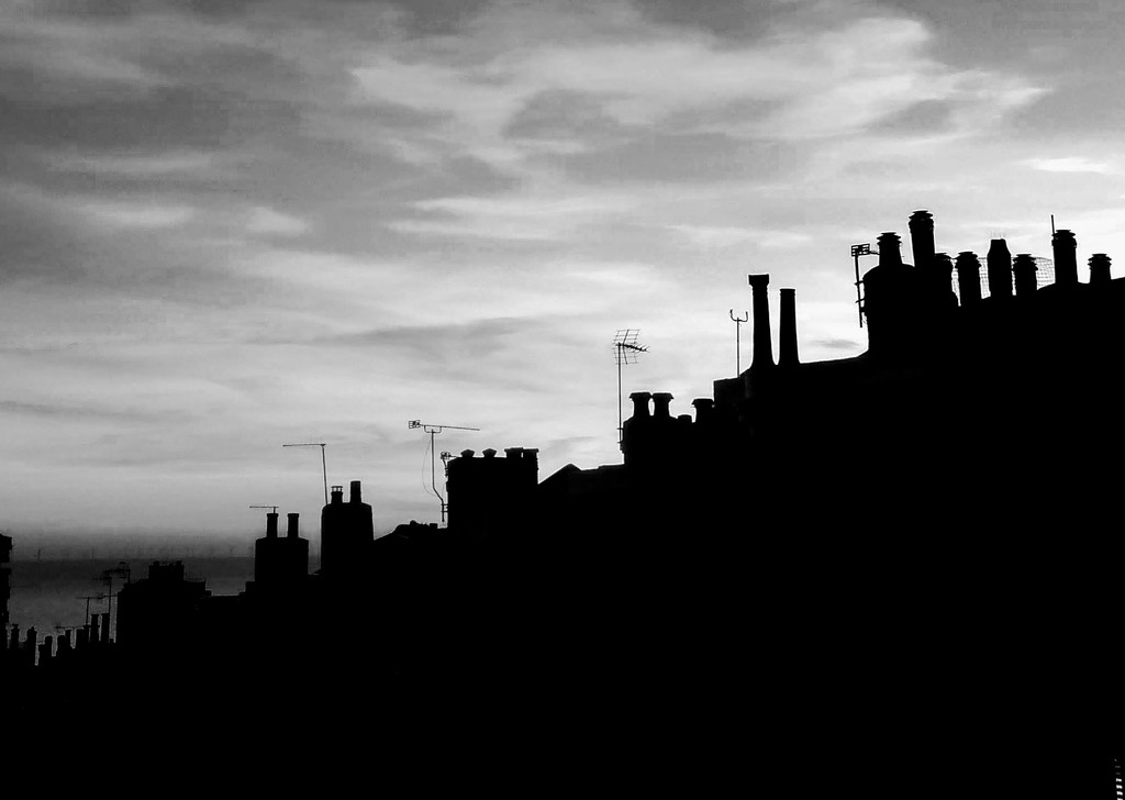 Counting Chimney Pots by 4rky