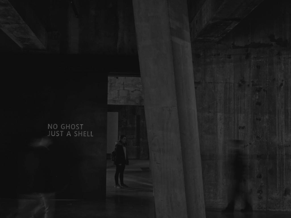 just a shell by graemestevens