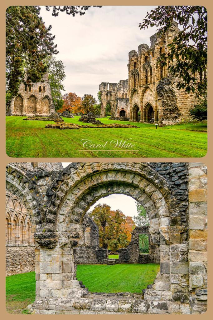 Wenlock Priory by carolmw