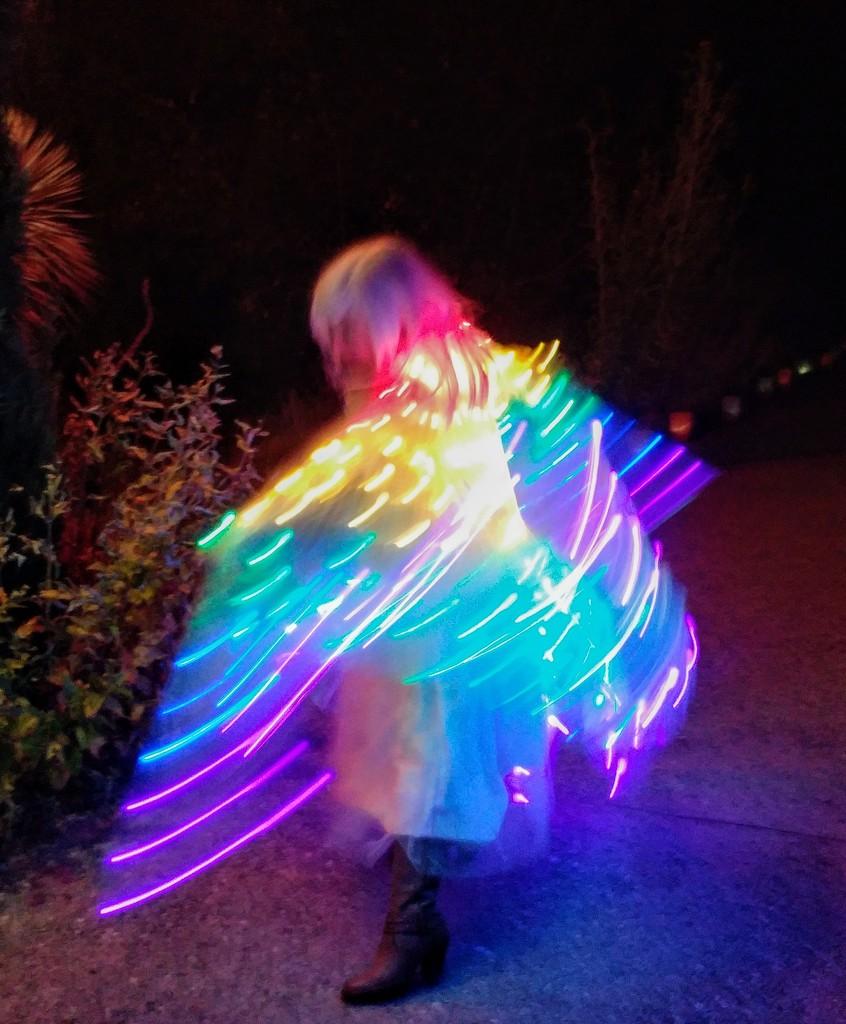 Dancing Angel by harbie