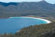 28th Oct 2018 - Wineglass Bay, Tasmania