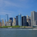 Battery Park and Lower Manhattan
