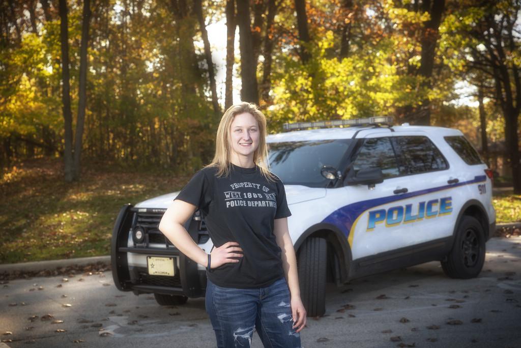 Police aspirations by myhrhelper