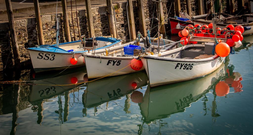 Three boats by swillinbillyflynn