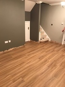 15th Oct 2018 - Flooring done!