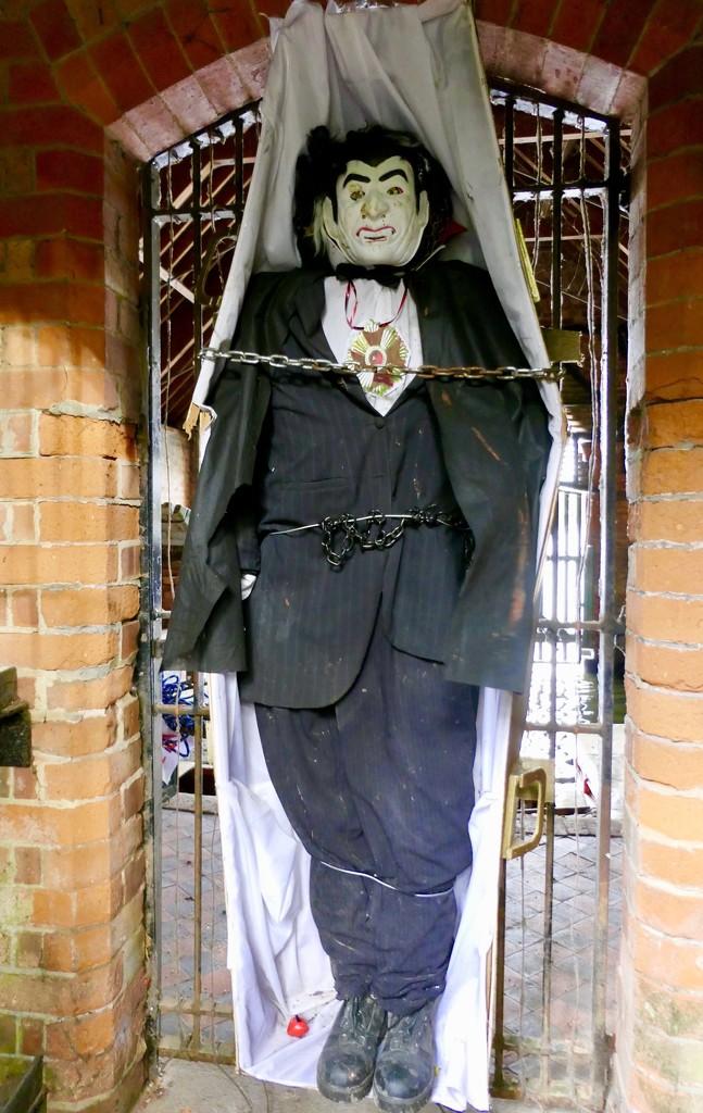Count Dracula! by carole_sandford