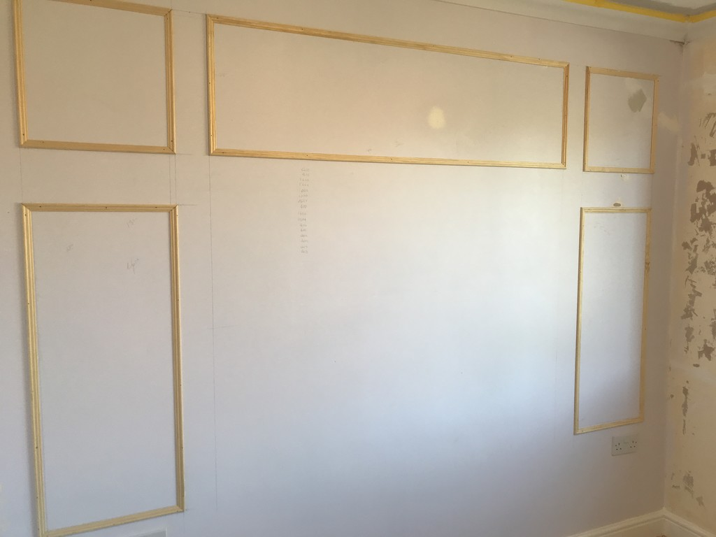 Panelling Done by wincho84