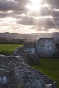 25th Oct 2018 - Rhuddlan Castle