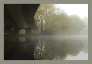 16th Oct 2018 - Misty morning under the bridge