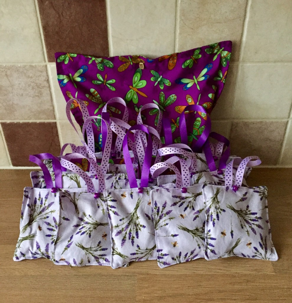 Lavender Bags by gillian1912