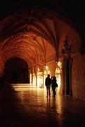 1st Nov 2018 - 2018-11-01 low light in the Jerònimos Monastery