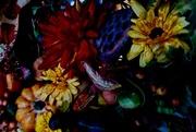 2nd Nov 2018 - My fall door wreath