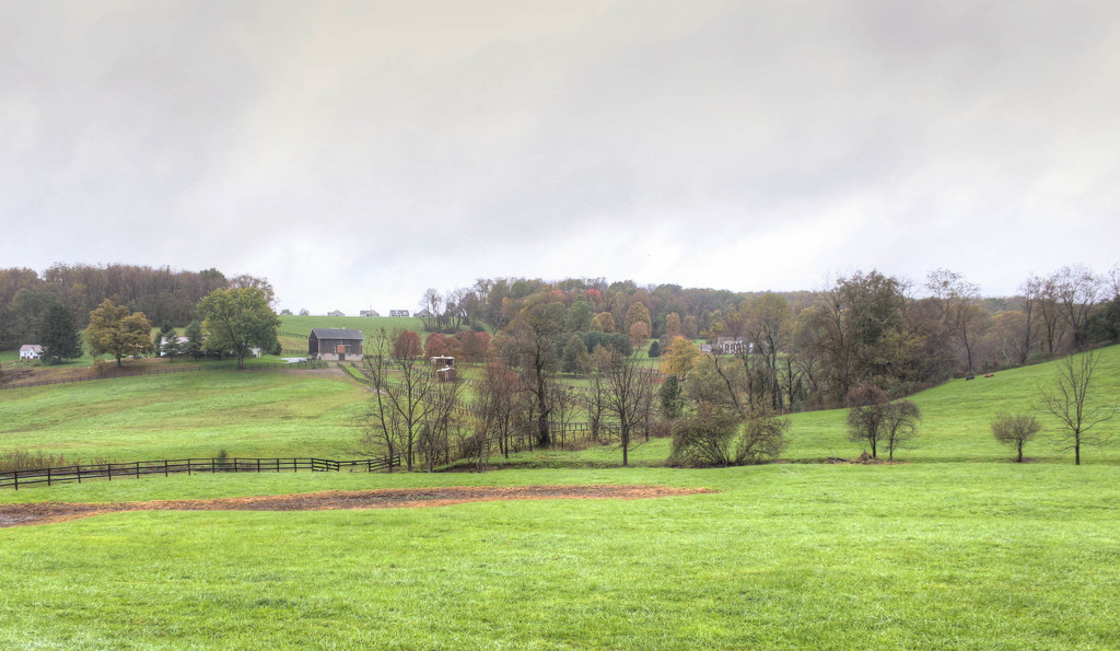 Pennsylvania countryside by mittens