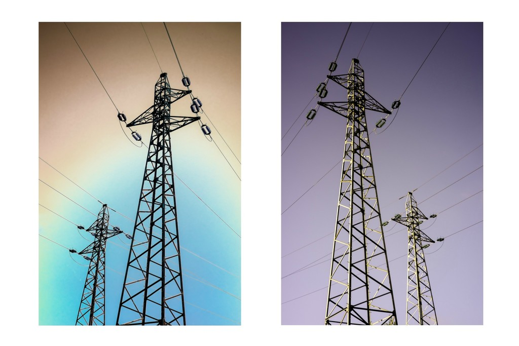 Paimpont 2018: Day 223 - Pylons.. by vignouse