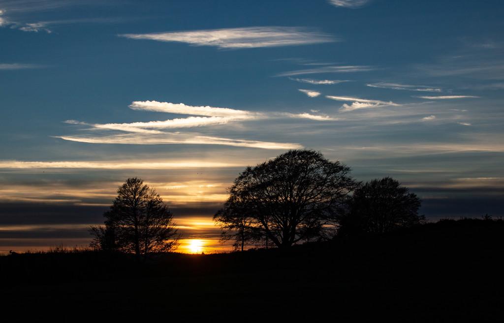Evening skies.... by susie1205