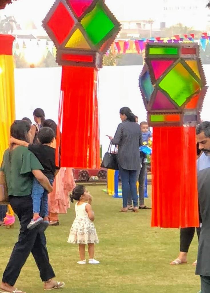 Divali Celebrations for kids. by veengupta