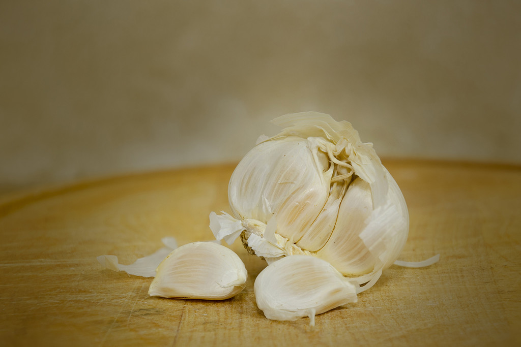 Garlic by salza