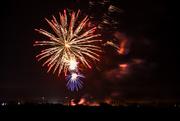 3rd Nov 2018 - Fireworks!