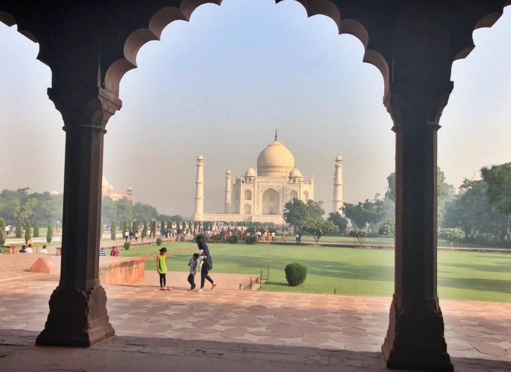 Taj Mahal by bizziebeeme