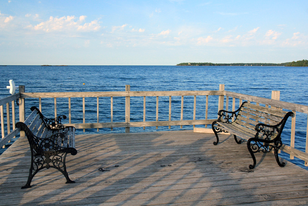 Copper Harbor, Michigan by rhoing