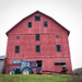 Barn and tractor by mittens