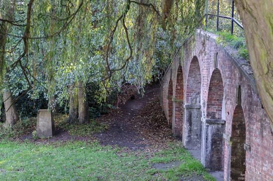 Park Bridge by tonygig