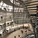 The Bundestag building, Berlin