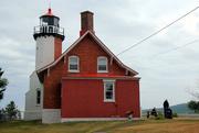 4th Aug 2018 - Eagle Harbor Lighthouse