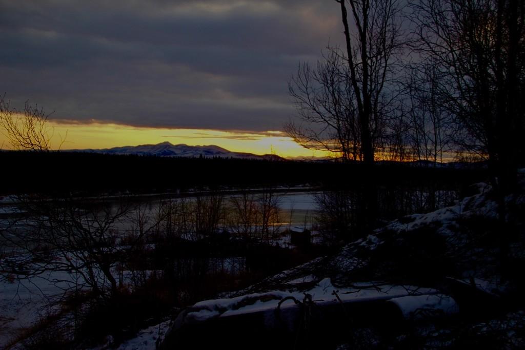 Sunrise by jetr