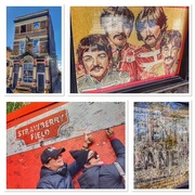 6th Nov 2018 - Just a few shots from the Magical Mystery Tour - we saw the Beatles' homes, old haunts and schools, and lots of details of how they met etc.  Fab!