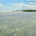 Sparkling water of the Florida Keys