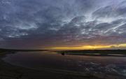7th Nov 2018 - Rays At Sunset