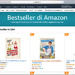 Ranking #1 bestseller on Amazon (Italy)