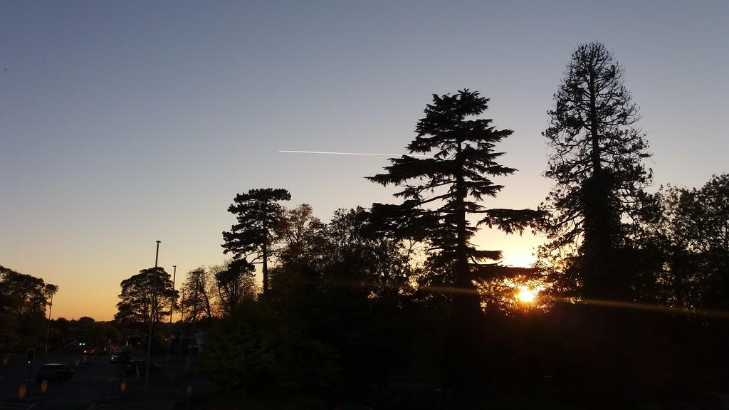Sun set by richardcreese