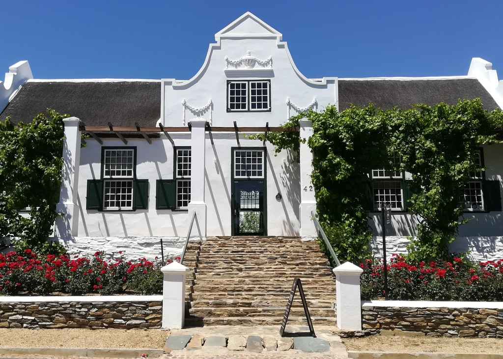 Cape Dutch Splendour  by salza