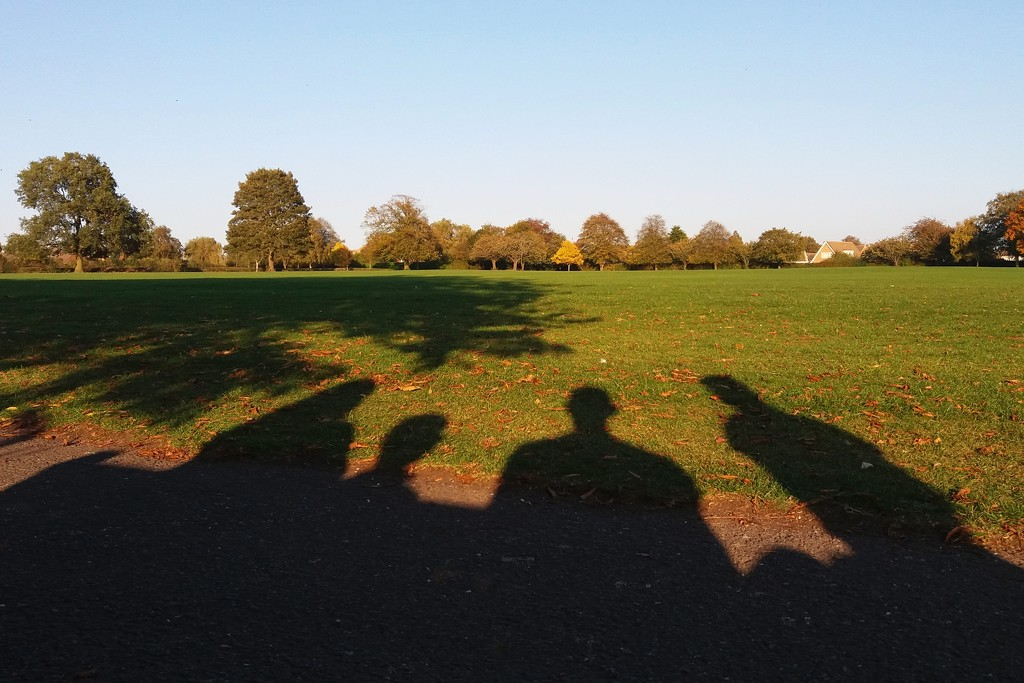 The Shadows  by richardcreese