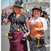 Nic and Carol... Steam Punk Photographers..