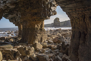 9th Nov 2018 - Inside Marsden Rock