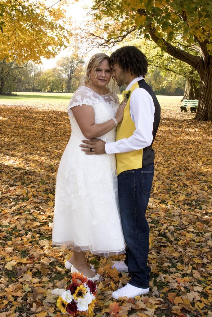 Mr & Mrs by lynbonn