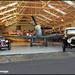 Inside Hangar 2 Shuttleworth