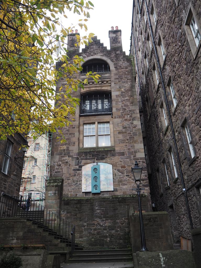 Writers' Museum by josiegilbert