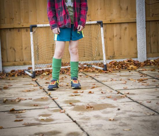 Football Feet by newbank