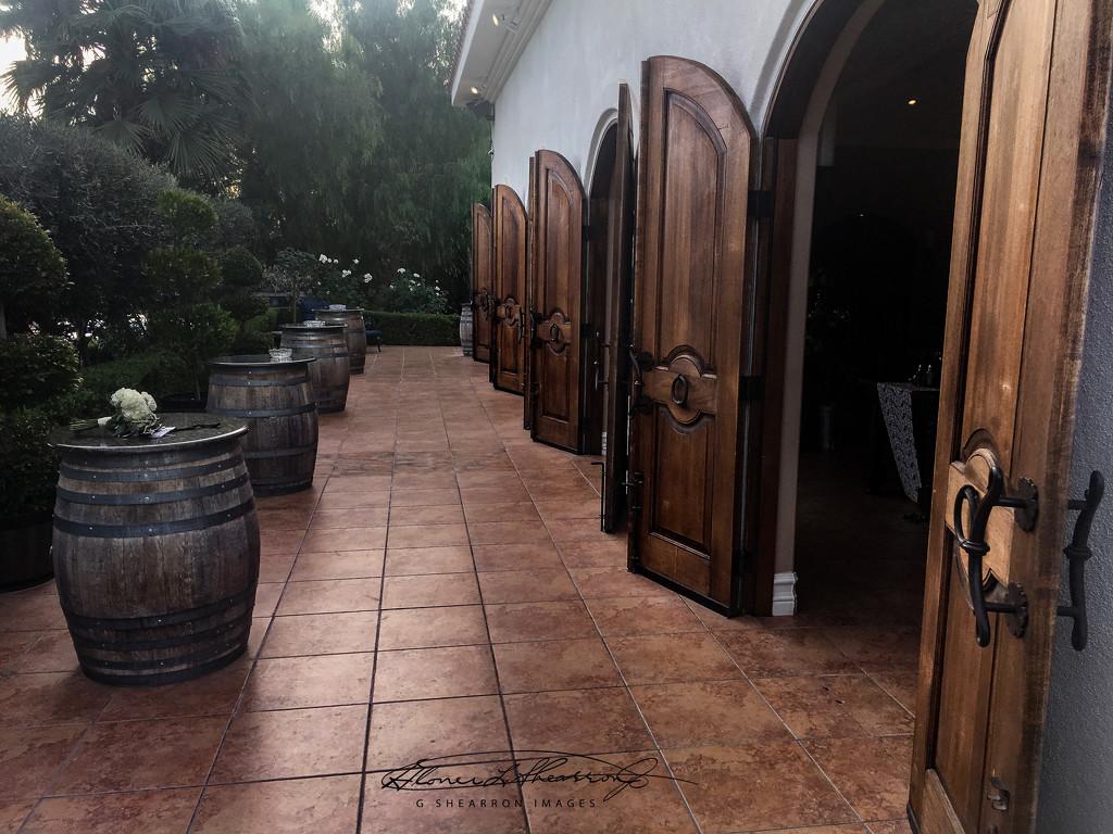 Open doors by ggshearron