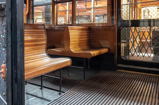 Seats by golftragic