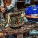 Steampunk Stall