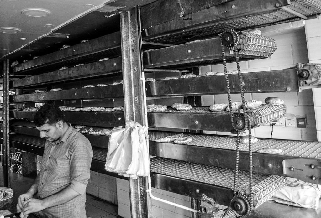 inside the bakery by caterina