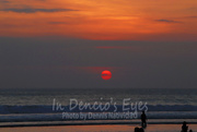 10th Oct 2018 - Sunset at Seminyak Beach