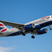 BA Landing at LBA