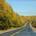 The empty roads of Nova Scotia